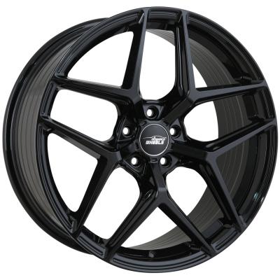 FF550 DC Glossy Black