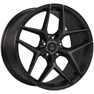 FF550 Glossy Black