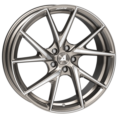 ADX.01 Metallic Bronze Frontpoliert