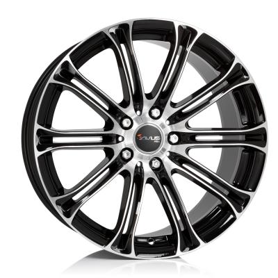 AC-MB1 black polished