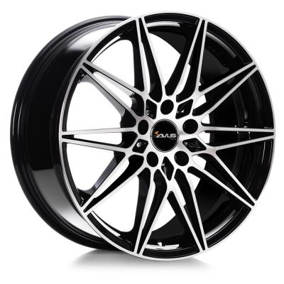 AC-MB5 schwarz poliert