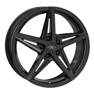 AX10 schwarz glänzend