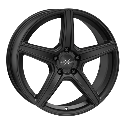 AX7 Super Concave schwarz matt