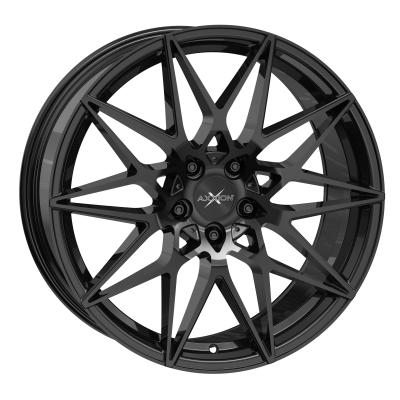 AX9 Competition schwarz glänzend