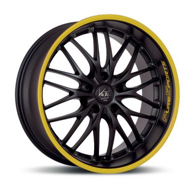 Voltec T6 PureSports Color Trim gelb