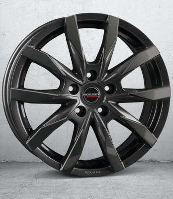 CW5 mistral anthracite glossy