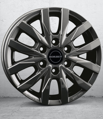 CW6 mistral anthracite glossy