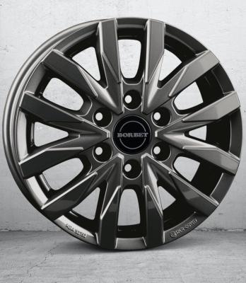 CW6 metal grey glossy