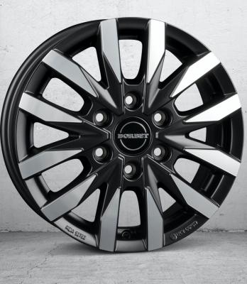 CW6 black polish matt