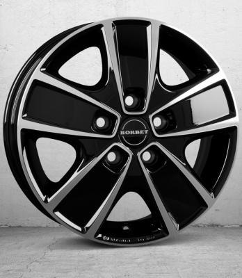 CWG black polished