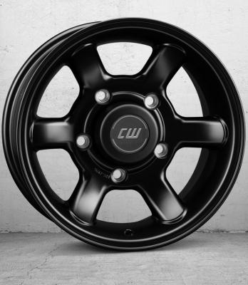 CW black matt