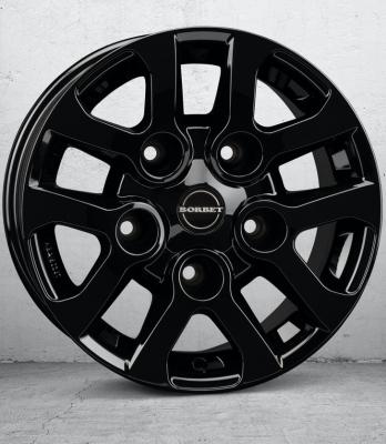 LD glossy black