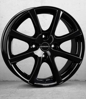 LV4 black glossy