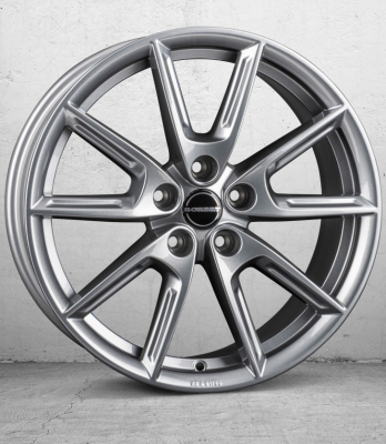 LX18 grey glossy