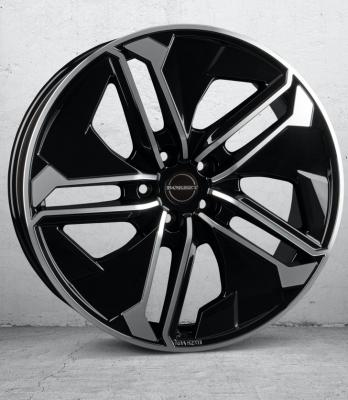 TX black polished glossy