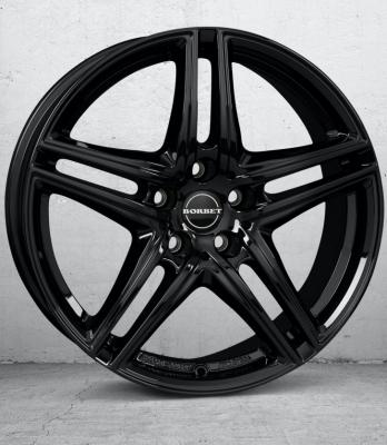 XR glossy black