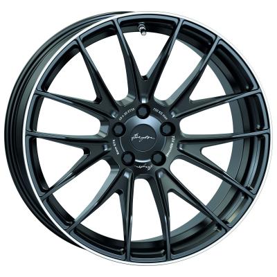 Race GTX matt Black, polish Lip