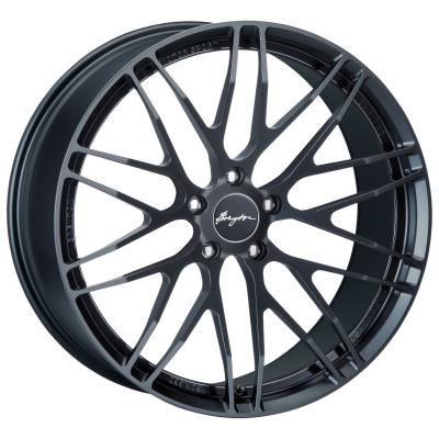 Spirit RS anodized black