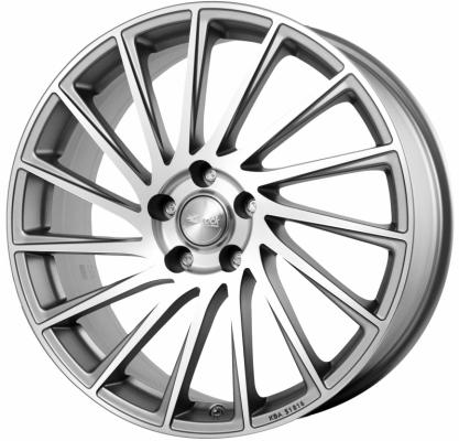 B39 Ferric Grey voll poliert