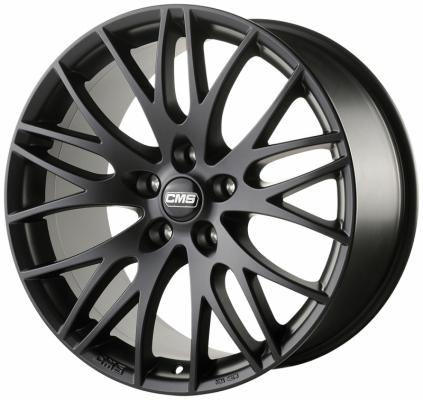 C8 matt Black