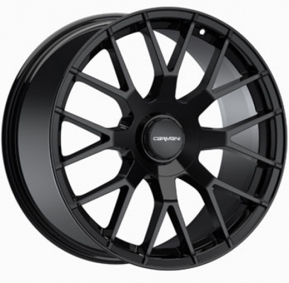 CA 9 Compete black matt
