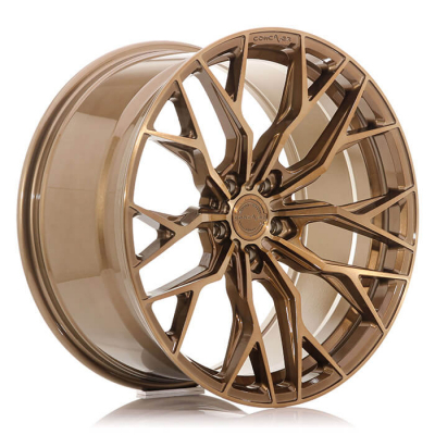 Concaver 1 Brushed Bronze