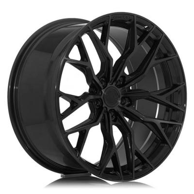 Concaver 1 Platinum Black