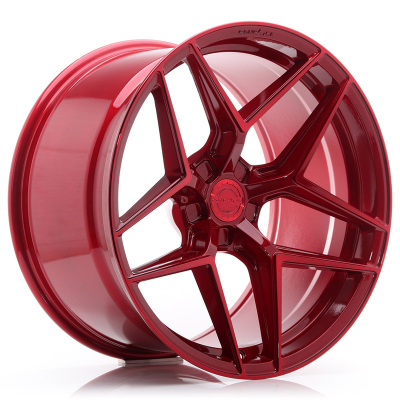 Concaver 2 Candy Red