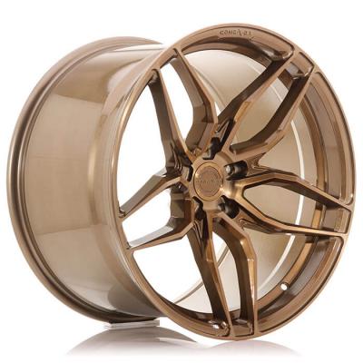 Concaver 3 Brushed Bronze