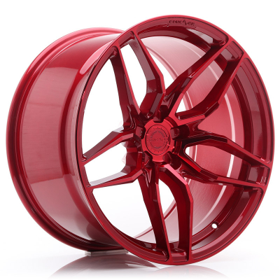 Concaver 3 Candy Red