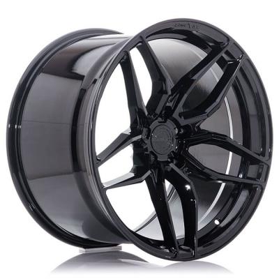 Concaver 3 Platinum Black