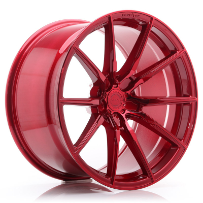 Concaver 4 Candy Red