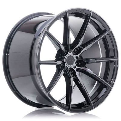 Concaver 4 Double Tinted Black
