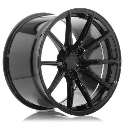 Concaver 4 Platinum Black