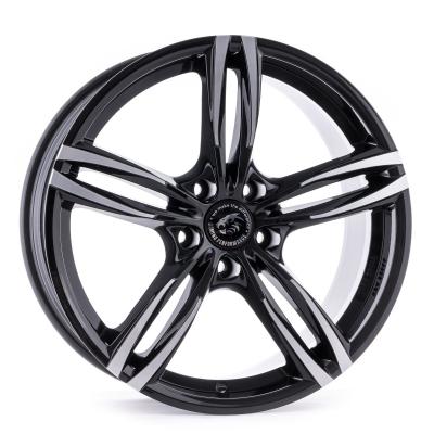 DM03 Black polish