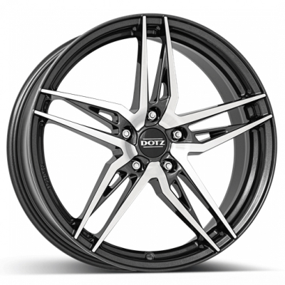 Interlagos Dark gunmetal pol.