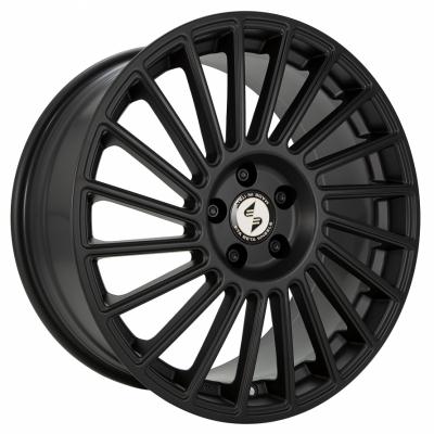 Venti-R black matt