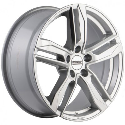 Hexis glossy silver
