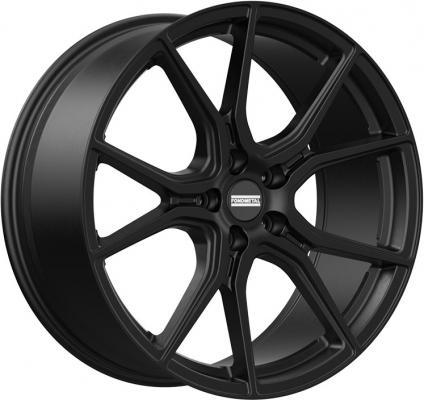 STC 45 Racing black matt