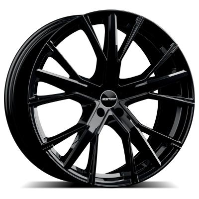 Gunner glossy black