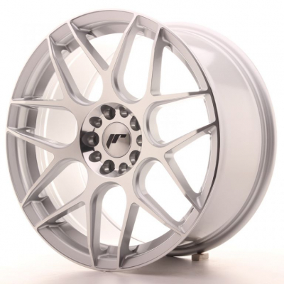 JR-18 Silver Machined