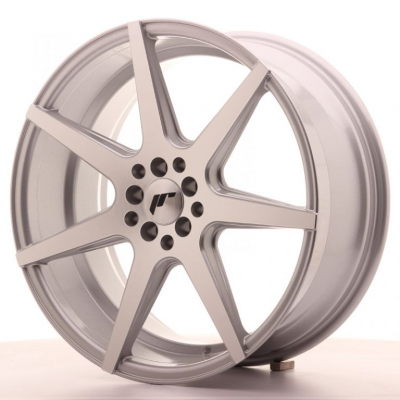 JR-20 Silver Machined