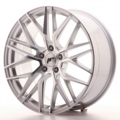 JR-28 Silver Machined