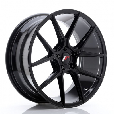 JR-30 Glossy Black