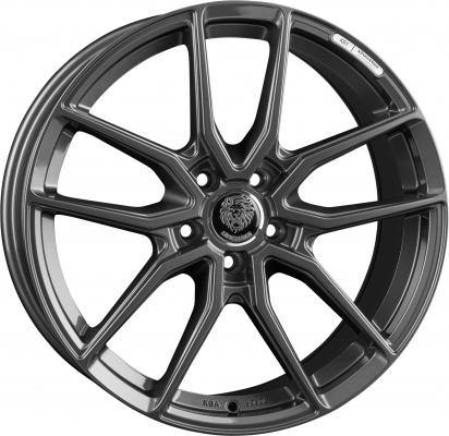 KR1 grey glossy