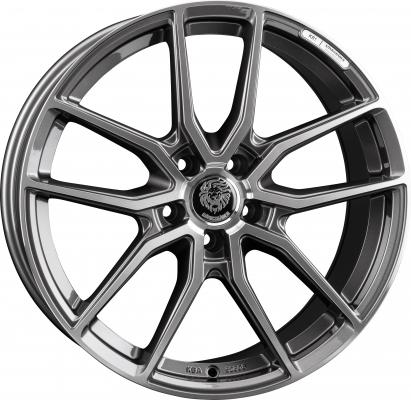 KR1 grey polish