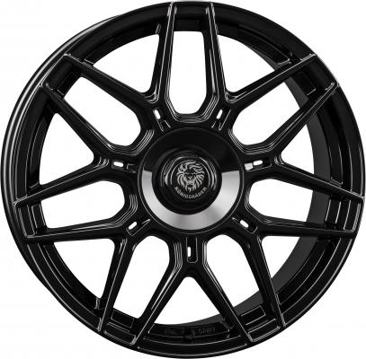 KR2 Black glossy