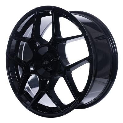 MM02 schwarz matt
