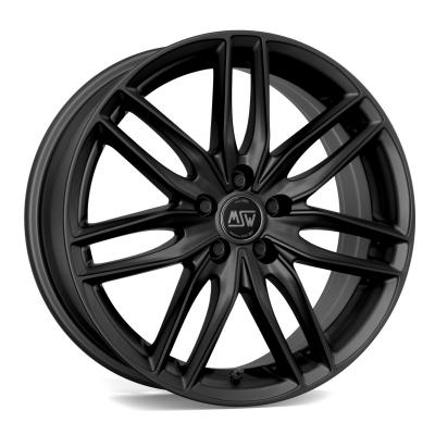 MSW 24 schwarz matt