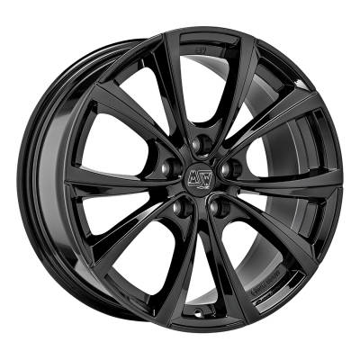 MSW 27T glossy black